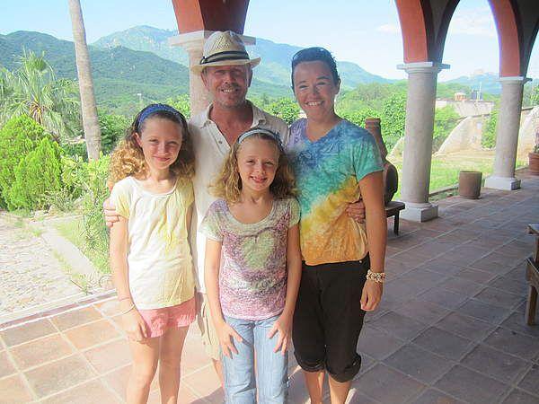 """Na obisku pri družini """"house sitter""""-jev v Alamosu (Mehika)"""